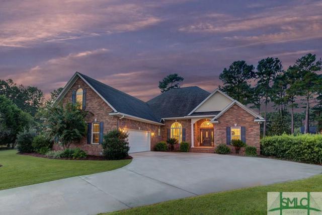 122 Manor Row, Pooler, GA 31322 (MLS #194961) :: Coastal Savannah Homes