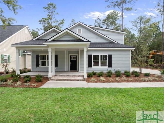 267 Ridgewood Park Drive S, Richmond Hill, GA 31324 (MLS #195110) :: The Arlow Real Estate Group