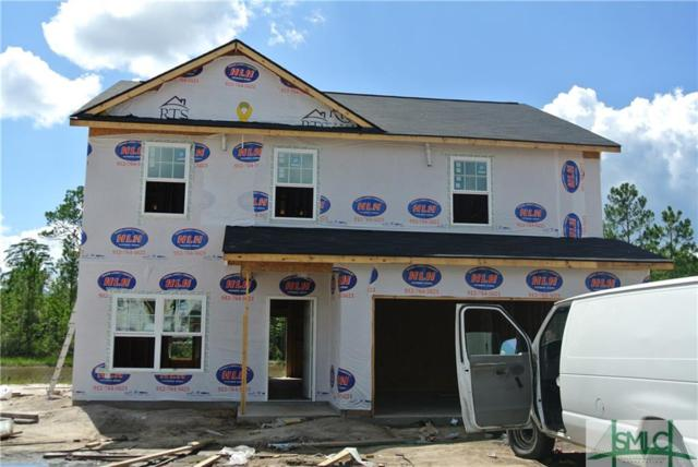 1322 Windrow Drive, Hinesville, GA 31313 (MLS #195120) :: McIntosh Realty Team