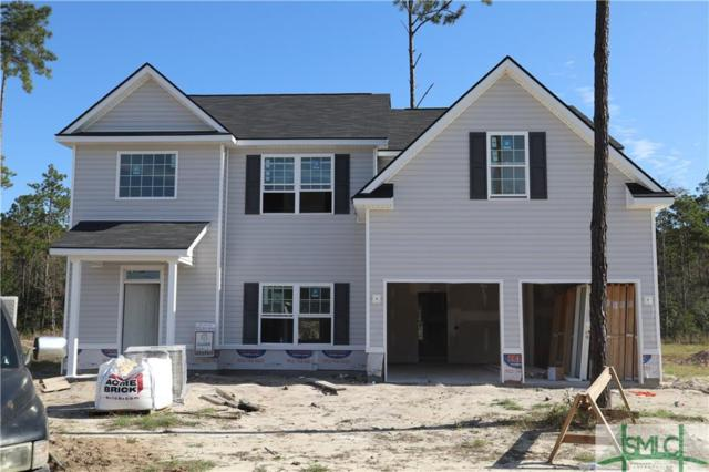 433 Archie Way NE, Ludowici, GA 31316 (MLS #195144) :: Coastal Savannah Homes