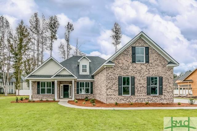 136 Blandford Crossing, Rincon, GA 31326 (MLS #195248) :: Teresa Cowart Team