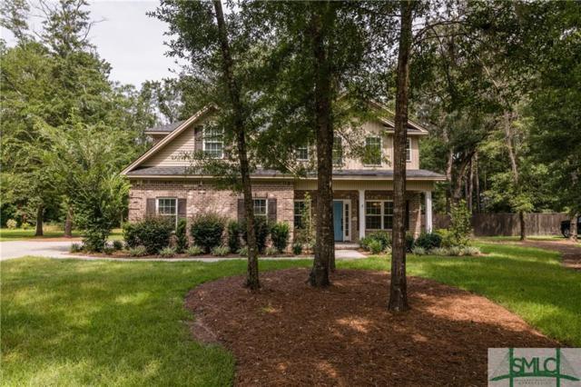 473 Lou Page Lane, Richmond Hill, GA 31324 (MLS #195279) :: The Arlow Real Estate Group