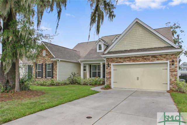 10 Peaberry Lane, Savannah, GA 31419 (MLS #195301) :: Coastal Savannah Homes