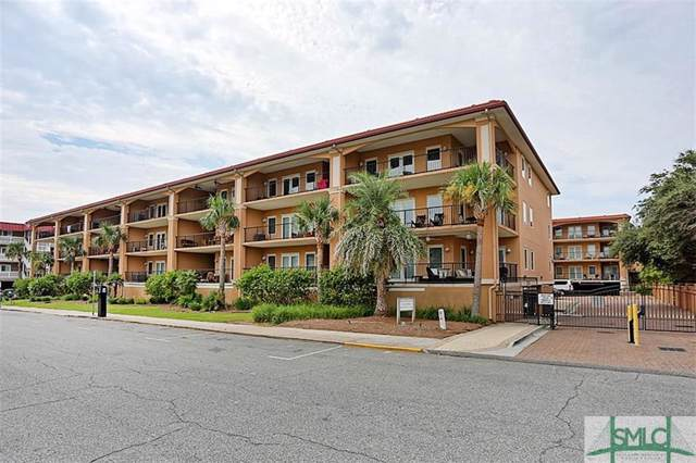 3 15th Street #309, Tybee Island, GA 31328 (MLS #195315) :: McIntosh Realty Team