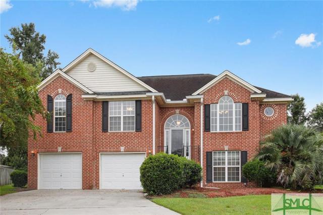 111 Wren Court, Savannah, GA 31419 (MLS #195360) :: The Randy Bocook Real Estate Team