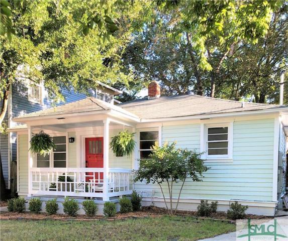 318 E 33rd Street, Savannah, GA 31401 (MLS #195430) :: The Robin Boaen Group