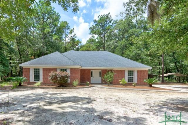 204 Boone Road, Guyton, GA 31312 (MLS #195624) :: Coastal Savannah Homes