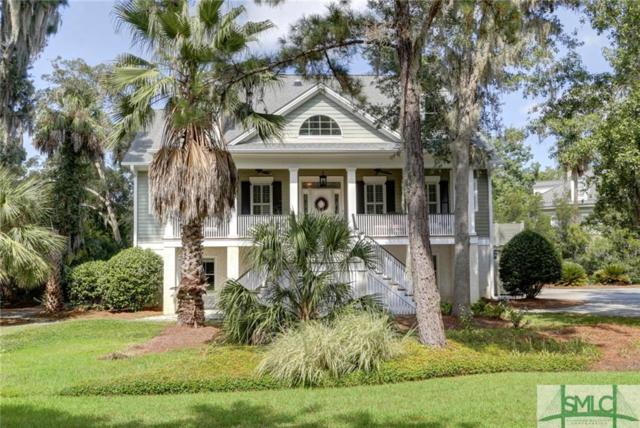 118 Marsh Harbor Drive S, Savannah, GA 31410 (MLS #195654) :: Coastal Savannah Homes