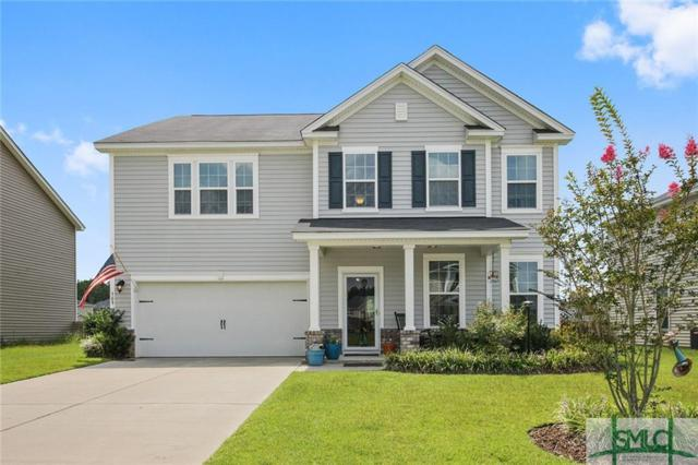 509 Viceroy Drive, Pooler, GA 31322 (MLS #195682) :: The Arlow Real Estate Group