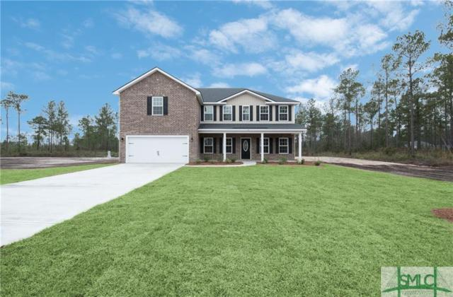 234 Vickers Road SE, Ludowici, GA 31316 (MLS #195819) :: Keller Williams Coastal Area Partners