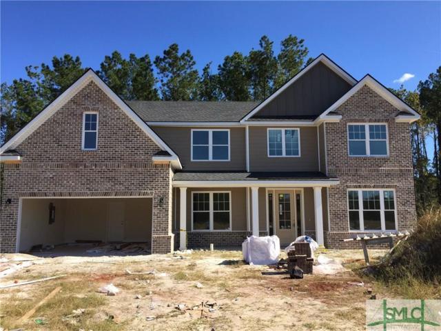 179 Highland Circle, Richmond Hill, GA 31324 (MLS #195849) :: The Randy Bocook Real Estate Team