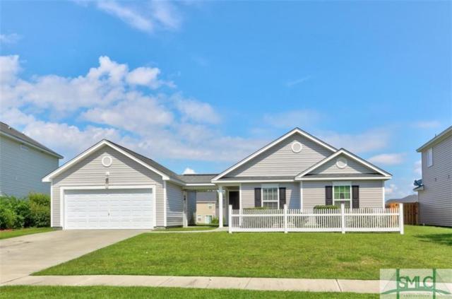 106 Ballasalla Loop, Savannah, GA 31407 (MLS #195986) :: The Arlow Real Estate Group
