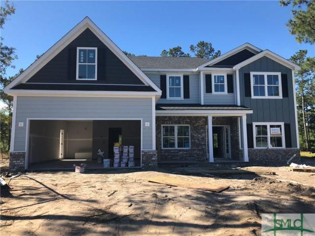 138 Timberland Trail, Richmond Hill, GA 31324 (MLS #196031) :: The Randy Bocook Real Estate Team