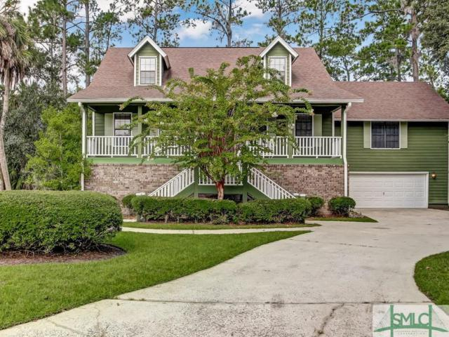 5 Cedar Cove, Savannah, GA 31410 (MLS #196032) :: Karyn Thomas