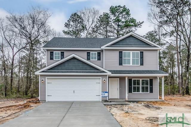 626 Bledsoe Drive, Guyton, GA 31312 (MLS #196059) :: Coastal Savannah Homes