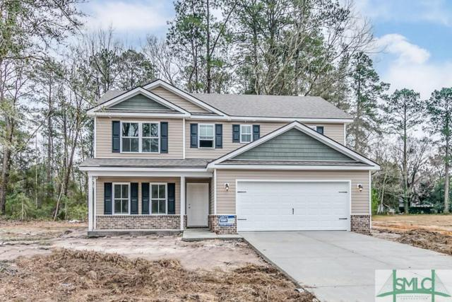 620 Bledsoe Drive, Guyton, GA 31312 (MLS #196060) :: Coastal Savannah Homes