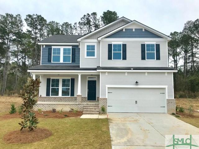72 Dunnoman Drive, Savannah, GA 31419 (MLS #196140) :: Keller Williams Realty-CAP