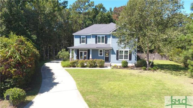 32 Macbeth Court S, Richmond Hill, GA 31324 (MLS #196205) :: Coastal Savannah Homes