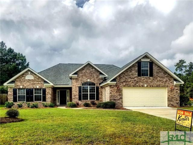 115 Morgan Pines Drive, Pooler, GA 31322 (MLS #196257) :: The Robin Boaen Group