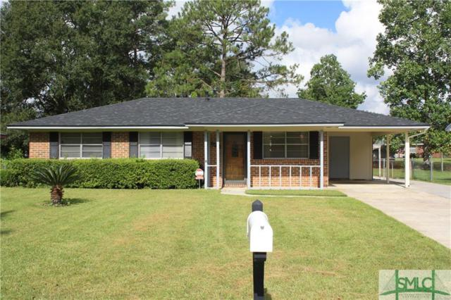 1211 Estates Way, Pooler, GA 31322 (MLS #196313) :: The Sheila Doney Team