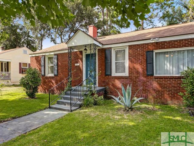 1512 E 48th Street, Savannah, GA 31404 (MLS #196327) :: The Robin Boaen Group