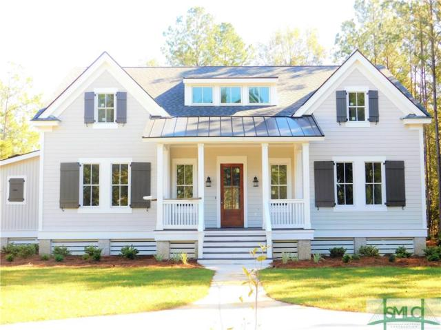 234 Westbrook Lane, Pooler, GA 31322 (MLS #196337) :: The Robin Boaen Group
