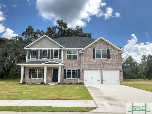 133 Maggie Lane, Allenhurst, GA 31301 (MLS #196350) :: The Sheila Doney Team