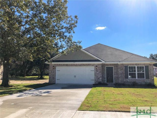 107 Maggie Lane, Hinesville, GA 31313 (MLS #196355) :: The Sheila Doney Team