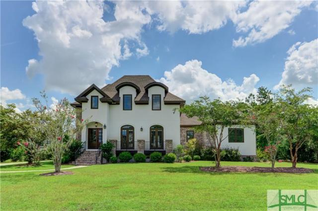 861 Southbridge Boulevard, Savannah, GA 31405 (MLS #196436) :: McIntosh Realty Team