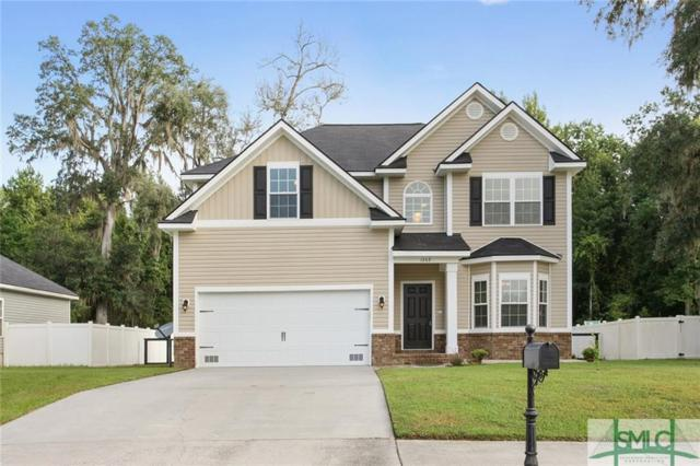 1262 Peacock Trail, Hinesville, GA 31313 (MLS #196438) :: The Robin Boaen Group
