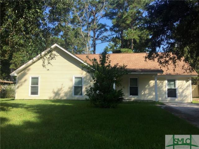 78 Red Fox Drive, Savannah, GA 31419 (MLS #196445) :: Coastal Savannah Homes