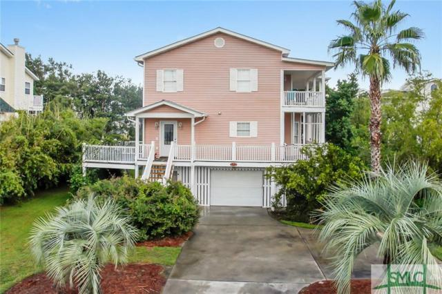 5 Captains View, Tybee Island, GA 31328 (MLS #196509) :: The Arlow Real Estate Group
