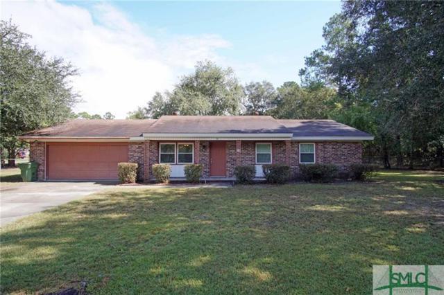 16 Palm Drive, Hinesville, GA 31313 (MLS #196542) :: Karyn Thomas