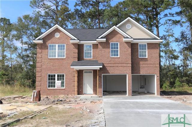 131 NE Red Rock Court NE, Ludowici, GA 31316 (MLS #196547) :: The Randy Bocook Real Estate Team
