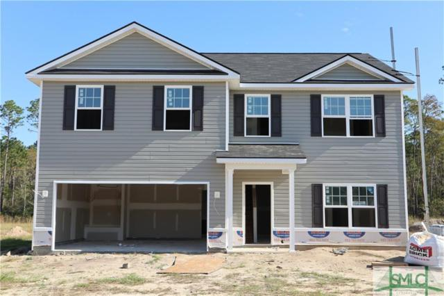 451 NE Archie Way, Ludowici, GA 31316 (MLS #196603) :: Coastal Savannah Homes