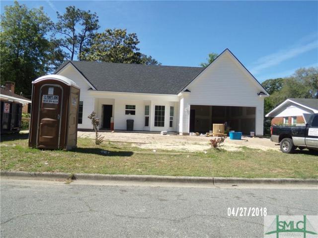 2413 Dolphin Drive, Savannah, GA 31406 (MLS #196736) :: The Arlow Real Estate Group