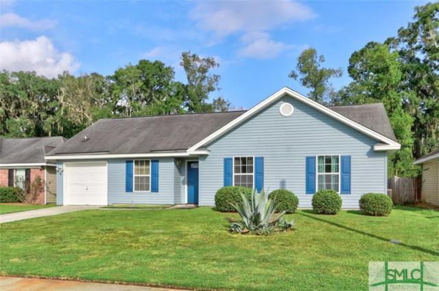 172 Mills Run Drive, Savannah, GA 31405 (MLS #196785) :: Keller Williams Realty-CAP