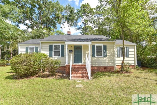 36 Berkshire Court, Savannah, GA 31404 (MLS #196812) :: The Robin Boaen Group