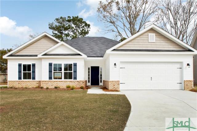 186 Sawgrass Drive, Savannah, GA 31405 (MLS #196836) :: Coastal Savannah Homes