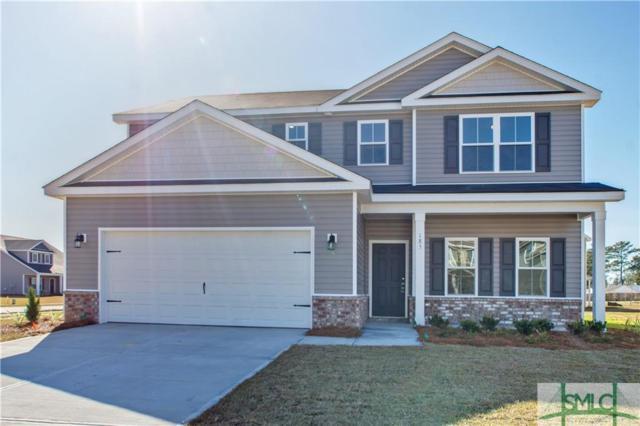 185 Sawgrass Drive, Savannah, GA 31405 (MLS #196841) :: Keller Williams Realty-CAP