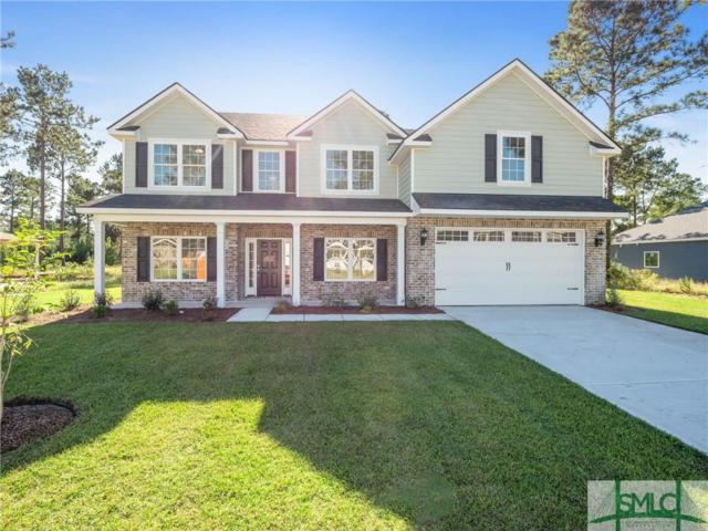 62 Timberland Trail, Richmond Hill, GA 31324 (MLS #196845) :: Coastal Savannah Homes