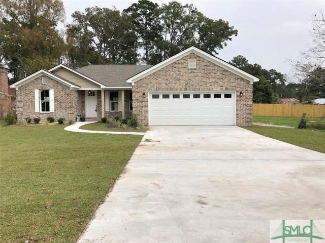 2 Hickory Drive, Garden City, GA 31408 (MLS #196873) :: Coastal Savannah Homes