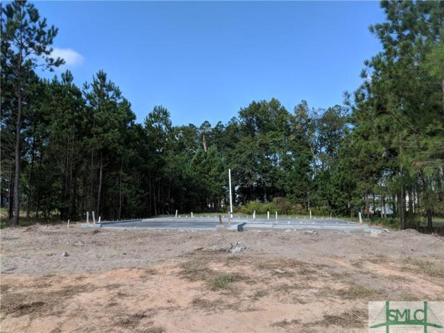 14 Saddlebrush Road, Ellabell, GA 31308 (MLS #196887) :: Teresa Cowart Team