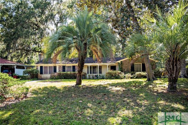 305 Tanglewood Road, Savannah, GA 31419 (MLS #196911) :: Coastal Savannah Homes