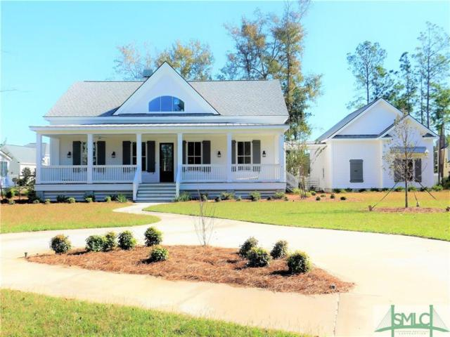 228 Westbrook Lane, Pooler, GA 31322 (MLS #196968) :: Coastal Savannah Homes