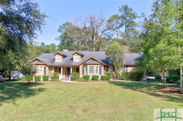 354 Lake Tomacheechee Drive, Rincon, GA 31326 (MLS #197138) :: McIntosh Realty Team