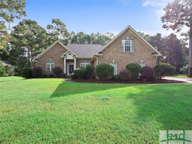 448 Mcgregor Circle, Richmond Hill, GA 31324 (MLS #197152) :: Coastal Savannah Homes