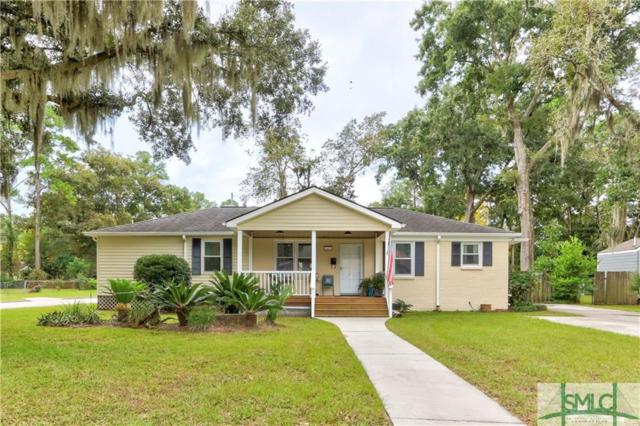 1851 Cokesbury Drive, Savannah, GA 31406 (MLS #197421) :: The Robin Boaen Group