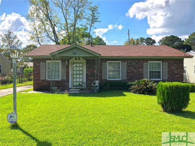 1513 Cloverdale Drive, Savannah, GA 31415 (MLS #197449) :: Keller Williams Realty-CAP