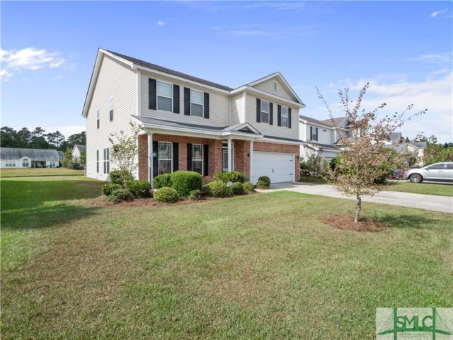 122 Somersby Boulevard, Pooler, GA 31322 (MLS #197500) :: Coastal Savannah Homes